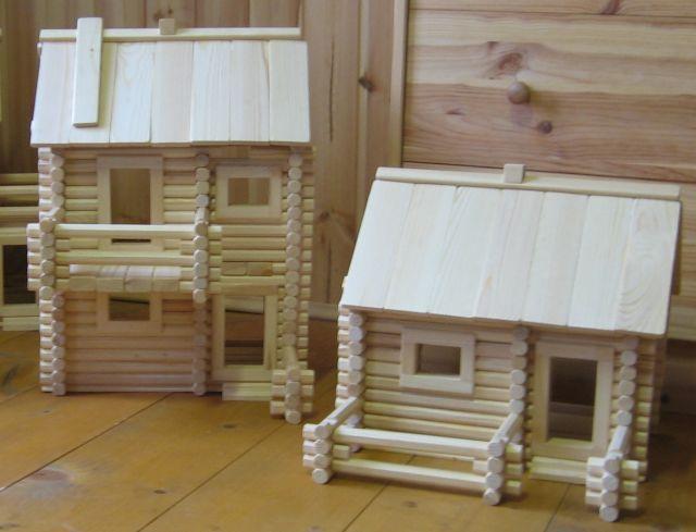 Как сделать домик из дерева своими руками для кукол