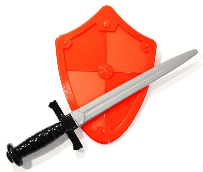Картинки щит и меч для детей, картинка