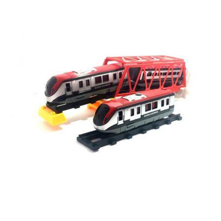 Игрушка поезд Ласточка железная дорога Экспресс