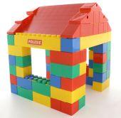 Дом конструктор детский крупноблочный - Полесье игрушки