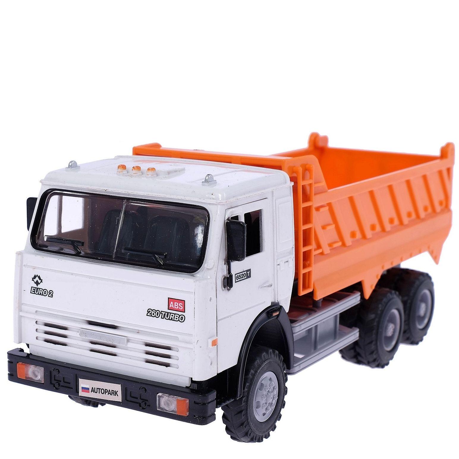 КАМАЗ пластмассовый - Полесье игрушки