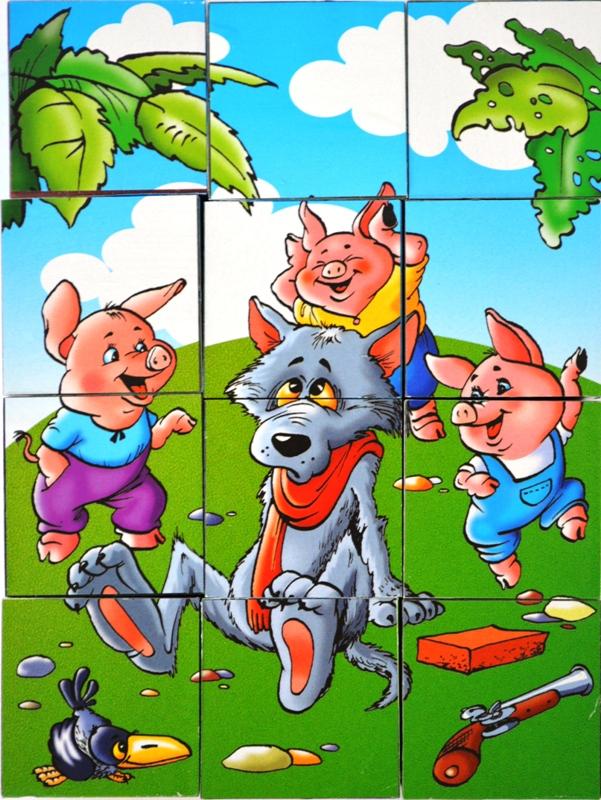 Картинки для дидактической игры сложи сказку