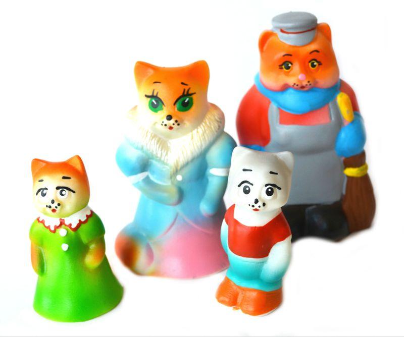 Кошкин дом игрушки картинки