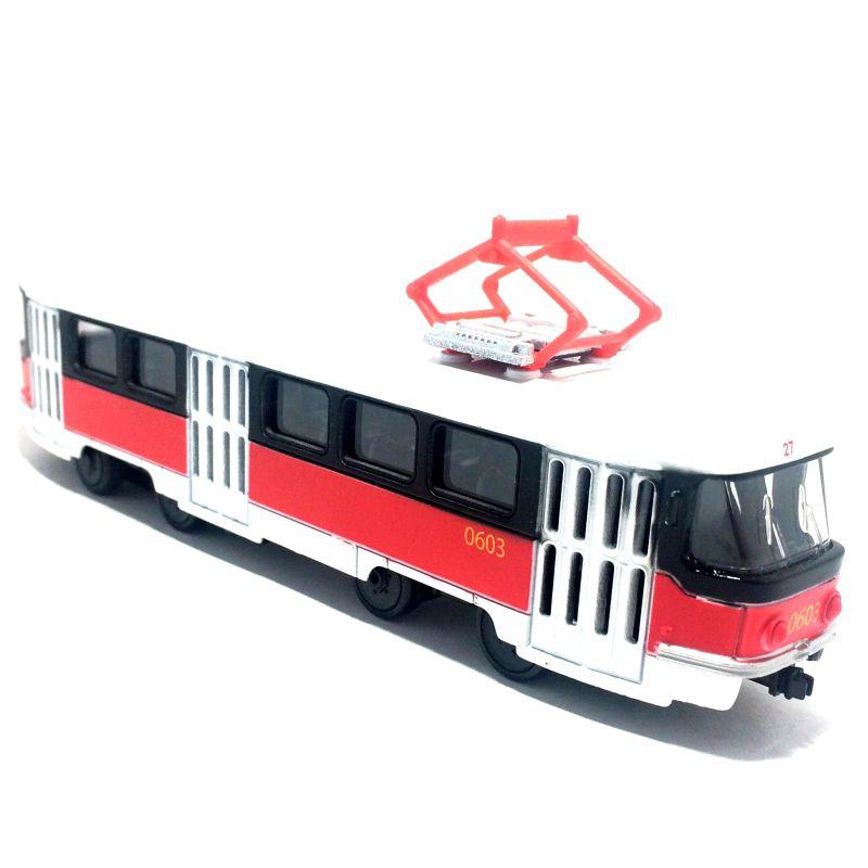 Картинка игрушечный трамвай